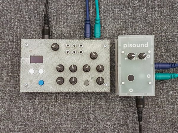 programmable audio platforms axoctrl pisound